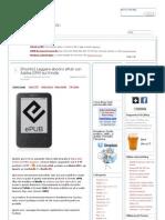 [Risolto] Leggere ebooks ePub con Adobe DRM sul Kindle » FOLBlog