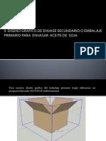 DISEÑO DE CAJAS Y PALETIZACION