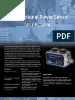 PowerSensor-5010B 5014 datasheet