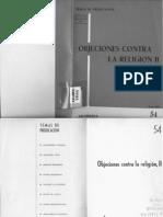 Objeciones Contra la Religion II.pdf