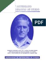 LV aniversario de la liberación de Oviedo