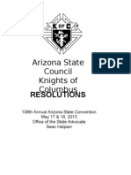 Arizona State Council 2013 Resolutions- Rev-3