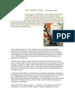 Nazi Policy and the Catholic Church
