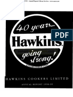 Hawkins Cooker Ltd 1999