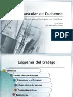 presentacion trabajo DMD