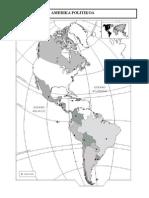 11 Amerikako Mapa Politiko Mutua