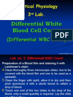 3-Differential WBC Count