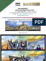 More Than Ltd Theme Park Business Concept 20090120