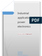 Industrial Power Electronics