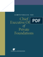 CEO Functions