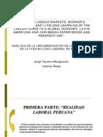 Analisis Implementacion Propuesta Flexibilidad Laboral Peru Jorge Toyama