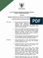 KMK No. 1022 Ttg Pedoman Pengendalian Penyakit Paru Obstruktif Kronik