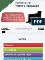 Multimedia Social I Conocimiento e Interaccion TICsRP