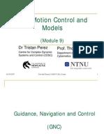 CAMS M9 Models n Motion Control