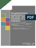 Ensayo_Encadenamientos Productivos y Sociales Del Sector Minero en Colombia