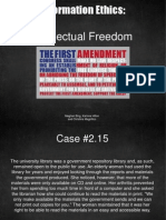 Intellectual Freedom 2.15 PP 801XS