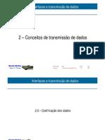 2.C-Conceitos de Transmissao de Dados.codificacao Dos Dados(1)