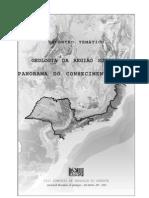 8_GEOLOGIA DA REGIÃO SUDESTE