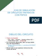 Practicas de Simulacion de Circuitos Trifasicos Con Pspice_sin Video