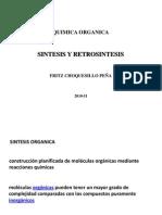 Sintesis y Retrosintesis 2010.
