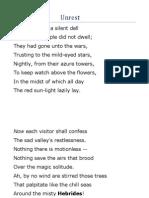 Poem Edgar Poe