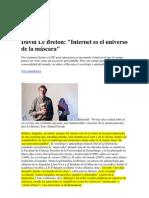 Le Breton.entrevistas