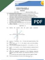 1291109125 Classxi Math Toppersamplepaper 40