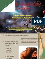 Origen y evolución de la Vida-GTPversion nueva