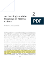 Archaeology and the Meanings of Material Culture