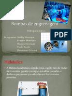 Bombas de Engrenagem