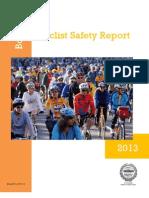 Cyclist Safety Study