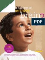 Child Brain USA Today Kids Health Summer 2012
