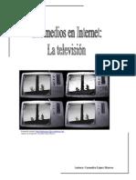 La televisión en internet
