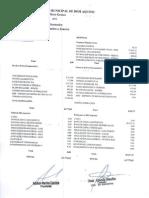 Balancete Financeiro Janeiro_2013