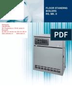 Cazane Fonta Arzator Atmosferic Sime Rs Mk 2 Manual Utilizare Date Tehnice