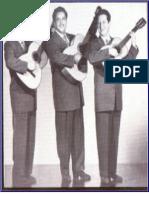 El Trio Los Panchos - Su Historia