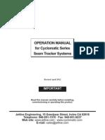 9660 Seam Tracker Manual Rev f