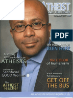 American Atheist Magazine First Quarter 2011
