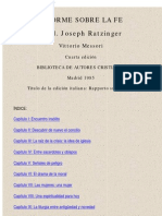 Informe Sobre La Fe Card Joseph
