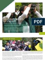 Vuelos de esperanza en el sur de Colombia