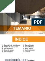 Temario Curso Archicad 1