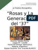 Monografia de Rosas....