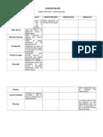 Analisis Foda Proyecto Educativo Institucional