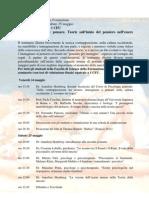 Progetto Per Il Seminario Di Studi2013