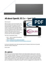 All about OpenGL ES 2.x – (part 1_3)