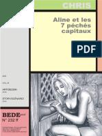 [Adult Comic] Chris - Aline Et Les 7 Péchés Capitaux (BDFR Erotique)