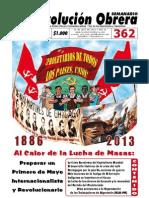 Revolucion Obrera 362