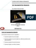 Diseño de Pavimentos Rigidos