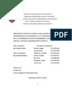 Proyecto Del Servicio Comunitario Finiquitado