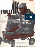 Revealing Instincts of the Genius of Jazz